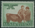 AUS SG267 3½d Young Farmers